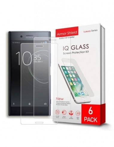 Etui premium skórzane, case na smartfon APPLE iPhone SE (2016). Skóra floater czarna ze srebrną blaszką.