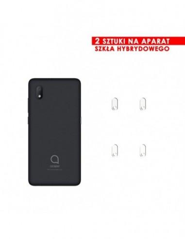 Etui premium skórzane, case na smartfon APPLE iPhone 11. Skóra floater czarna ze srebrną blaszką.