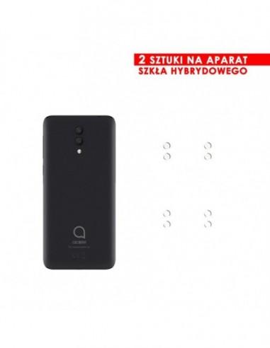 Etui premium skórzane, case na smartfon APPLE iPhone XR. Skóra floater czarna ze srebrną blaszką.