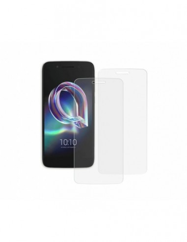 Etui premium skórzane, case na smartfon HUAWEI P9 LITE. Skóra floater czarna ze srebrną blaszką.