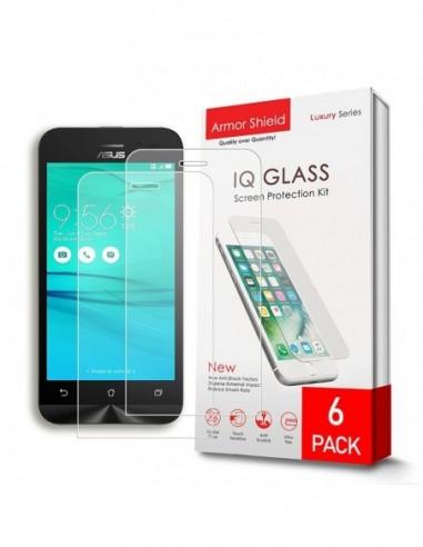 Etui premium skórzane, case na smartfon HUAWEI P30. Skóra floater czarna ze srebrną blaszką.