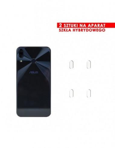 Etui premium skórzane, case na smartfon SAMSUNG GALAXY A7 2018. Skóra floater czarna ze srebrną blaszką.