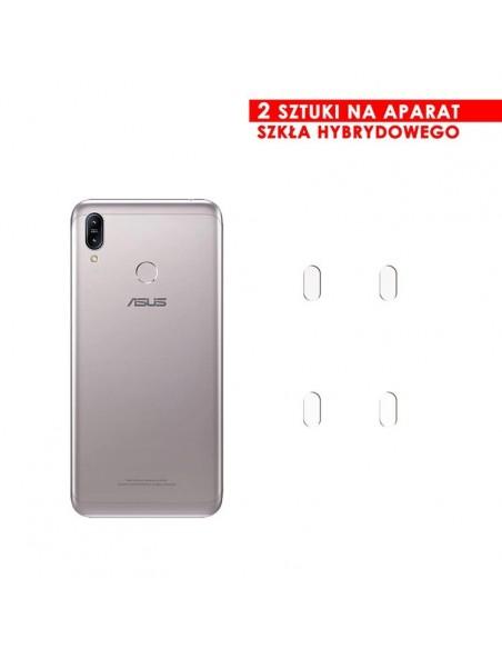 Etui premium skórzane, case na smartfon SAMSUNG GALAXY A40. Skóra floater czarna ze srebrną blaszką.
