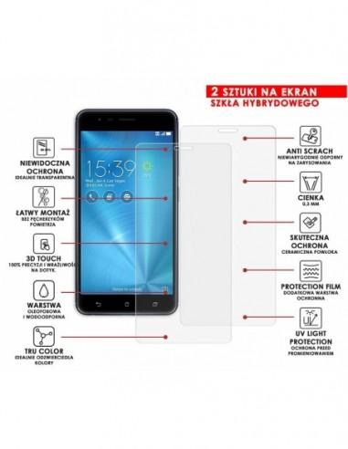 Etui premium skórzane, case na smartfon SAMSUNG GALAXY A70. Skóra floater czarna ze srebrną blaszką.