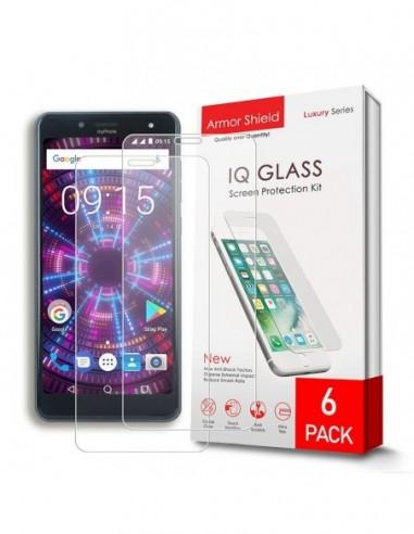 Etui premium skórzane, case na smartfon SAMSUNG GALAXY NOTE 10. Skóra floater czarna ze srebrną blaszką.