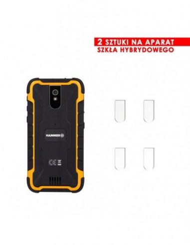 Etui premium skórzane, case na smartfon SAMSUNG GALAXY S6 EDGE. Skóra floater czarna ze srebrną blaszką.