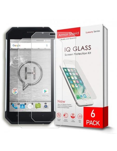Etui premium skórzane, case na smartfon SAMSUNG GALAXY S7. Skóra floater czarna ze srebrną blaszką.