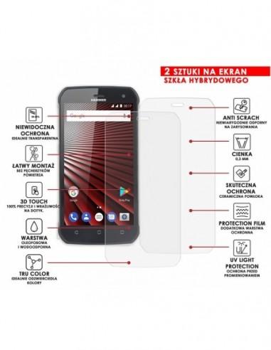 Etui premium skórzane, case na smartfon SAMSUNG GALAXY S7 EDGE. Skóra floater czarna ze srebrną blaszką.