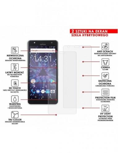 Etui premium skórzane, case na smartfon SAMSUNG GALAXY S10E. Skóra floater czarna ze srebrną blaszką.