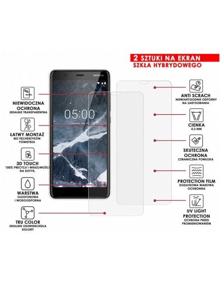 Etui premium skórzane, case na smartfon APPLE iPhone SE (2016). Skóra krokodyl czarna ze srebrną blaszką.