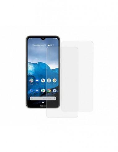 Etui premium skórzane, case na smartfon HUAWEI P30. Skóra floater czerwona ze srebrną blaszką.