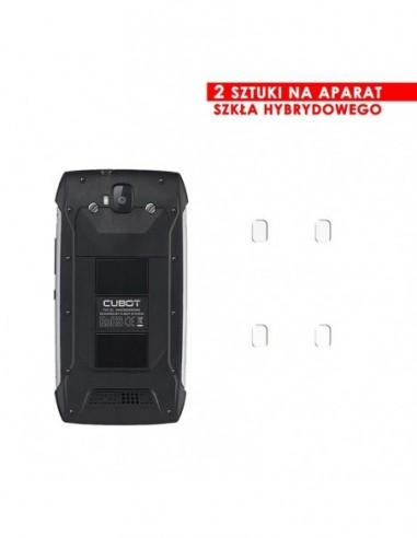 Etui premium skórzane, case na smartfon SAMSUNG GALAXY A5 2018. Skóra floater czerwona ze srebrną blaszką.