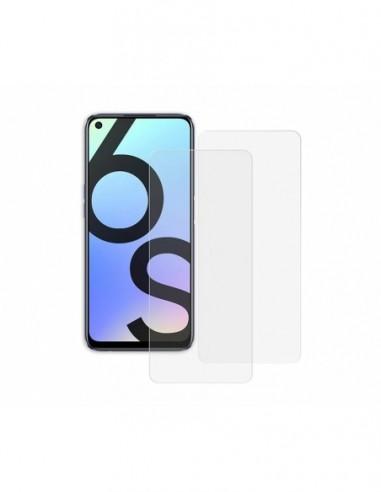 Etui premium skórzane, case na smartfon SAMSUNG GALAXY A20E. Skóra floater czerwona ze srebrną blaszką.