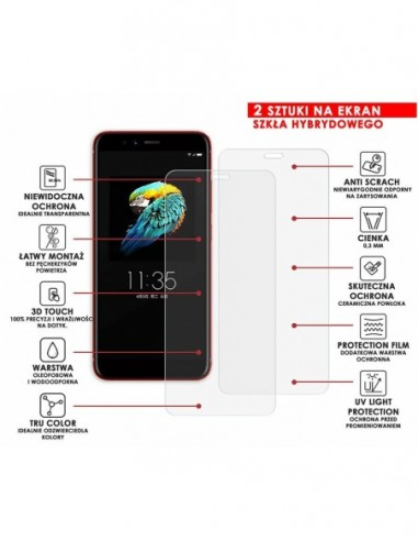 Etui premium skórzane, case na smartfon SAMSUNG GALAXY S9 PLUS. Skóra floater czerwona ze srebrną blaszką.