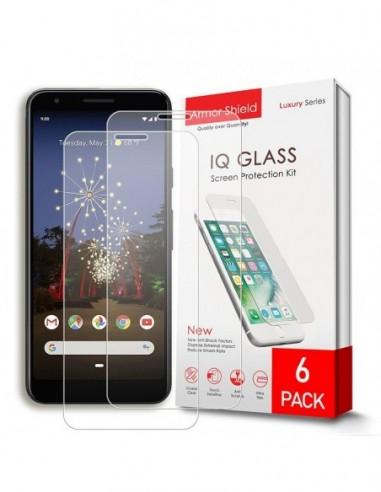 Etui premium skórzane, case na smartfon APPLE iPhone 11 PRO. Skóra pikowana czarna ze srebrną blaszką.