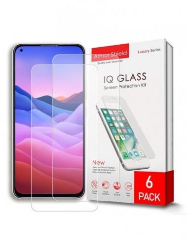 Etui premium skórzane, case na smartfon HUAWEI P9 LITE. Skóra krokodyl czarna ze srebrną blaszką.