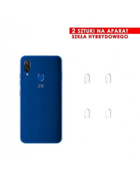 Etui premium skórzane, case na smartfon HUAWEI P30. Skóra krokodyl czarna ze srebrną blaszką.