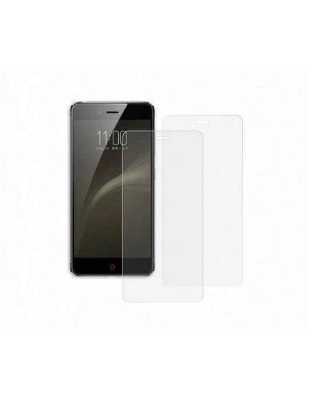 Etui premium skórzane, case na smartfon HUAWEI Y9 PRIME 2019. Skóra krokodyl czarna ze srebrną blaszką.