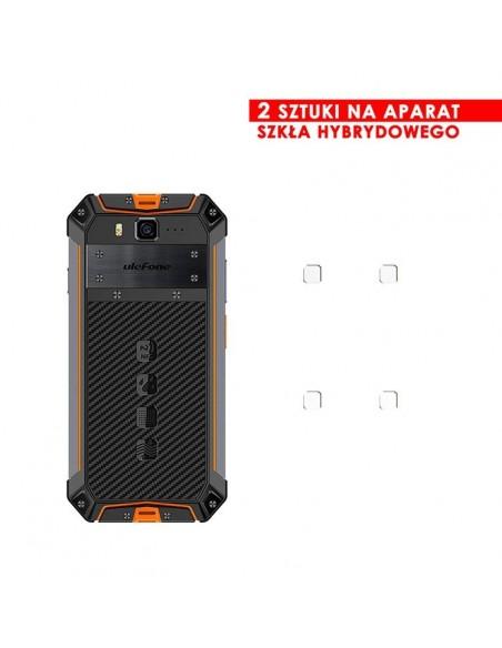 Etui premium skórzane, case na smartfon HUAWEI P30. Skóra pikowana czarna ze srebrną blaszką.