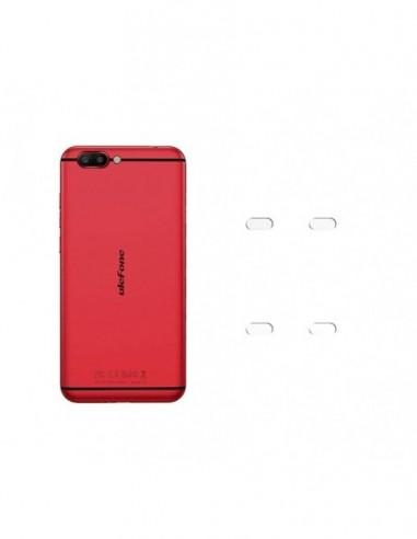 Etui premium skórzane, case na smartfon SAMSUNG GALAXY A6 PLUS. Skóra krokodyl czarna ze srebrną blaszką.
