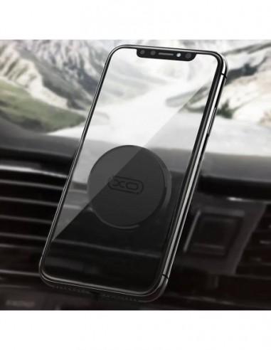 Etui premium skórzane, case na smartfon SAMSUNG GALAXY A20E. Skóra pikowana czarna ze srebrną blaszką.