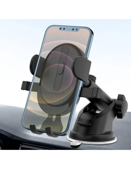 Etui premium skórzane, case na smartfon SAMSUNG GALAXY A50. Skóra pikowana czarna ze srebrną blaszką.