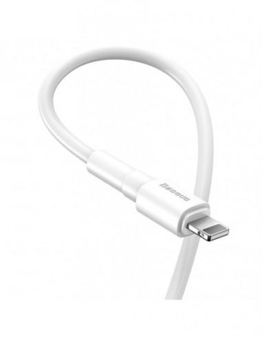 Etui premium skórzane, case na smartfon APPLE iPhone 6S. Skóra pyton czarna ze srebrną blaszką.