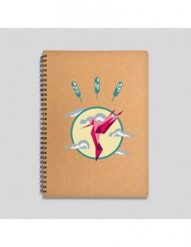 Etui premium fornir, case na smartfon HUAWEI P20 Lite. Fornir bambus ze srebrną blaszką.