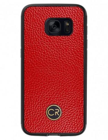 Etui premium fornir, case na smartfon APPLE iPhone 11. Fornir heban brązowy ze srebrną blaszką.