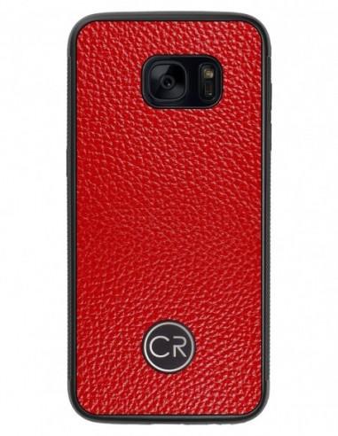 Etui premium fornir, case na smartfon APPLE iPhone 11 PRO MAX. Fornir heban brązowy ze srebrną blaszką.