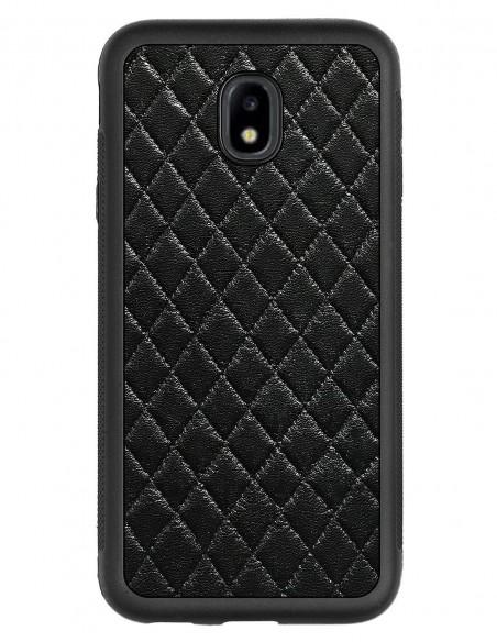 Etui premium fornir, case na smartfon APPLE iPhone 7 Plus. Fornir icewood ze srebrną blaszką.