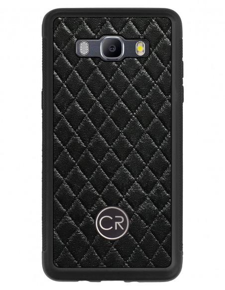 Etui premium fornir, case na smartfon APPLE iPhone 11. Fornir icewood ze srebrną blaszką.
