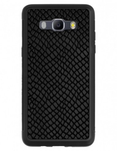 Etui premium fornir, case na smartfon APPLE iPhone 11 Pro Max. Fornir oliwka prima ze srebrną blaszką.
