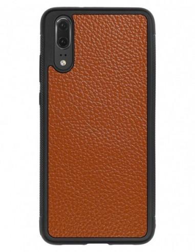 Etui premium fornir, case na smartfon APPLE iPhone 7 Plus. Fornir palisander ze srebrną blaszką.