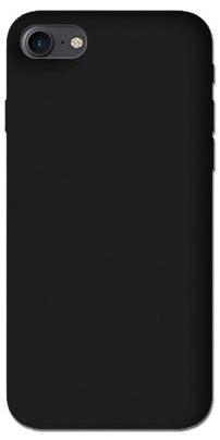 Etui BLACK MAT do APPLE iPhone SE (2020)