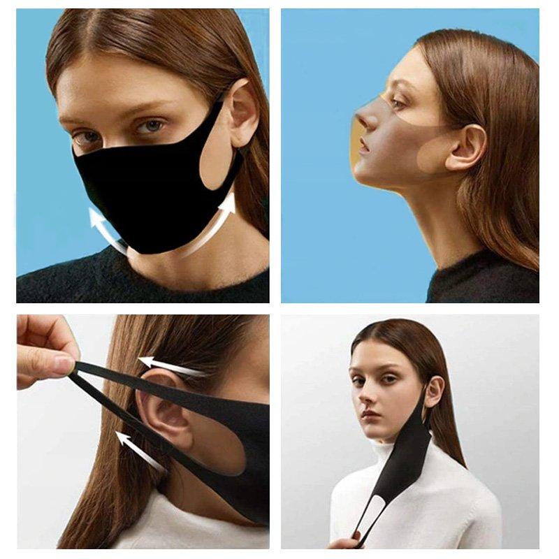 Maseczka ochronna na twarz street wear