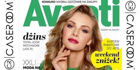Promocja w czasopiśmie Avanti