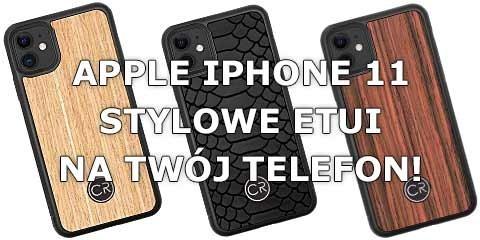 Eleganckie etui do Iphone 11. Zobacz propozycje!